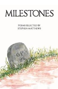 'Milestones' anthology cover image